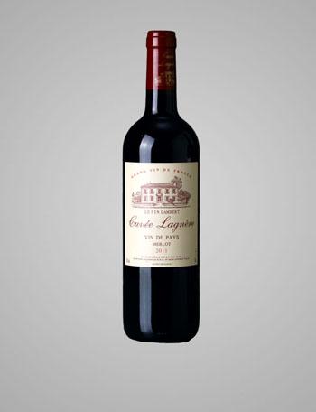 里鹏安贝朗妮美乐红葡萄酒