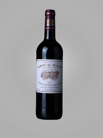 摩伽男爵红葡萄酒